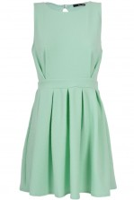 TFNC Alexis Scallop Fit and Flare Dress