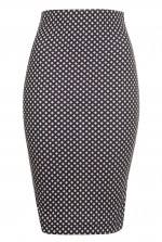 TFNC Gilla Navy Skirt