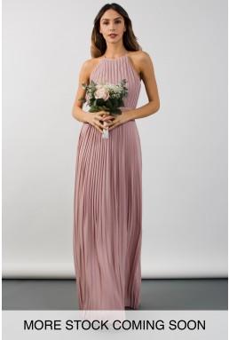 TFNC Serene Mauve Maxi Dress