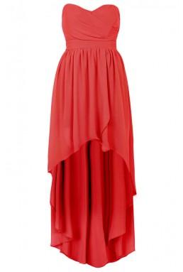 TFNC Bee Red Dress