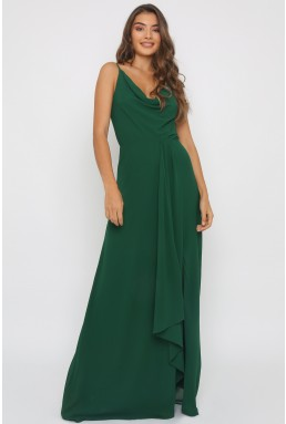 TFNC Ryan Jade Green Maxi Dress