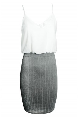 TFNC Annie Grey Cami Dress