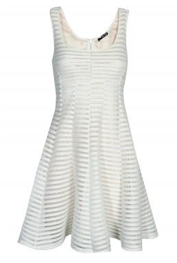 TFNC Sadie White Dress
