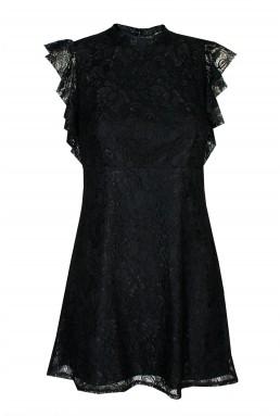 TFNC Venus Black Dress