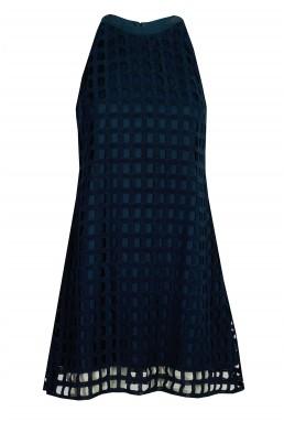 TFNC Cabanna Navy Dress