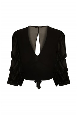 TFNC Hilda Black Top