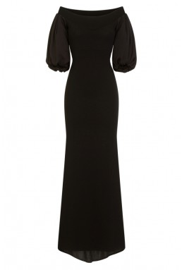 TFNC Karen Black Maxi Dress