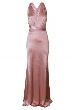 TFNC Multi Way Mink Maxi Dress