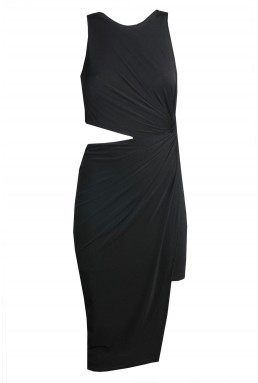 TFNC Frieda Black Dress