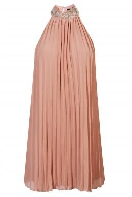TFNC Mirelle Nude Dress