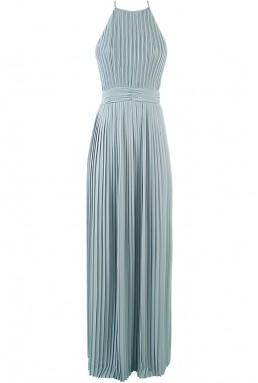 TFNC Serene Light Blue Maxi Dress