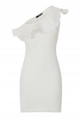 TFNC Amala White Dress