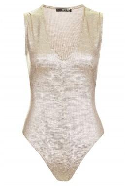 TFNC Alice Gold Bodysuit