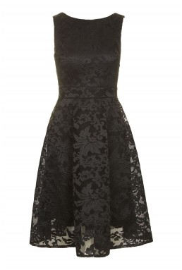 TFNC Katy Black Dress