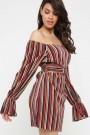 TFNC Sadie Multi Mini Dress