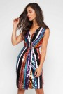 TFNC Sarahi Multi Wrap Dress