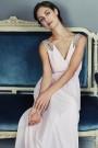 TFNC Debby Pink Maxi Dress