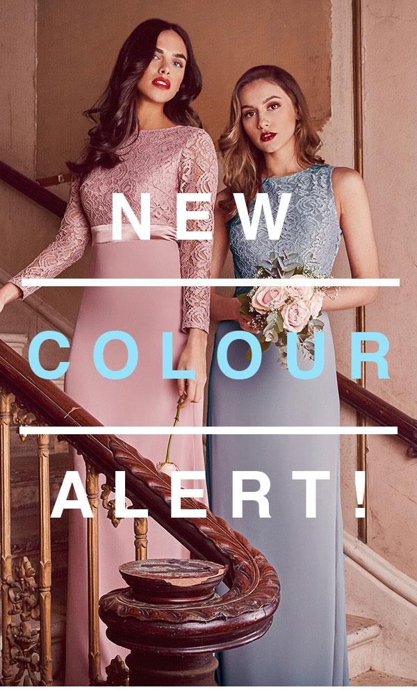 New colour ALERT!