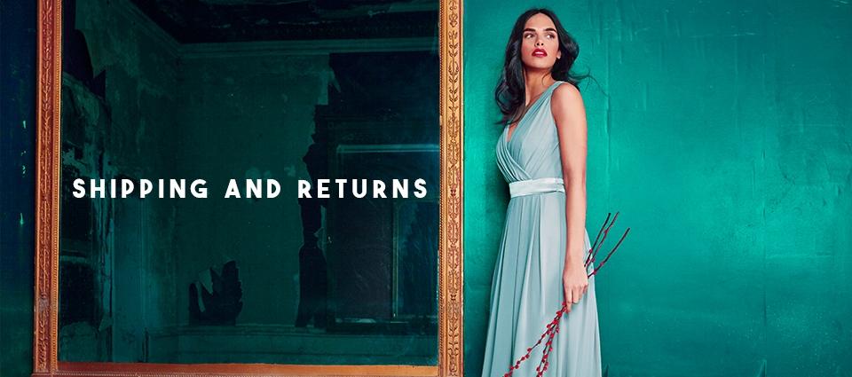 Delivery & Returns | TFNC UK Delivery, International